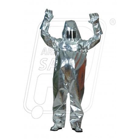 Fire Aluminized Proximity Suit