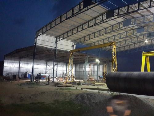 Storage Tanks Fabrications