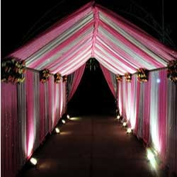 Wedding Entry Gates & Wadding Tent Tables in Jaipur Rajasthan - BHARAT TENT MANUFACTURERS
