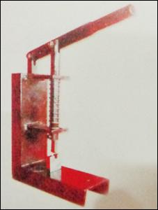 Notch Press Machine in  Chikkadpally