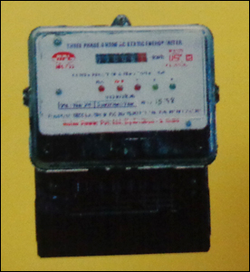 Three Phase Energy Meter in  Kukatpally