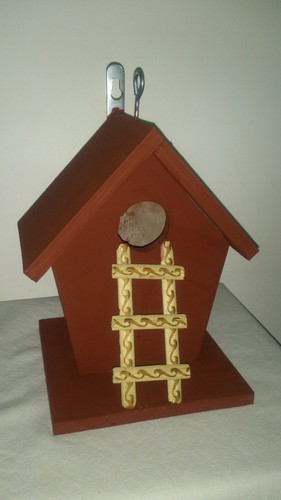 Bird House For Small Birds