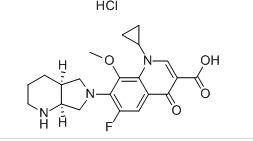 Moxifloxacin