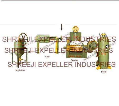 expeller machine