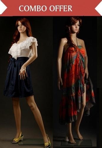 Models Plastic Mannequin