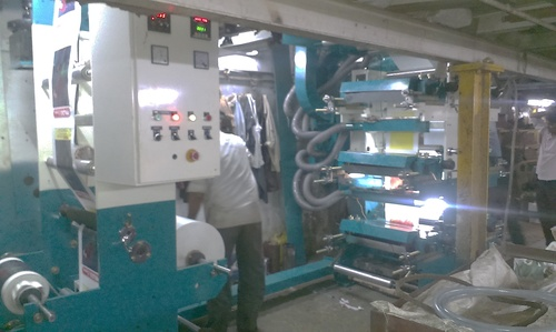 Flexo Graphic Printing Machines in  Ansa Indl. Est.-Sakinaka-Andheri (E)