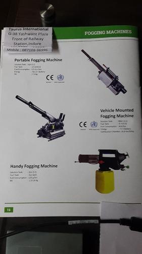 fogging machine supplier