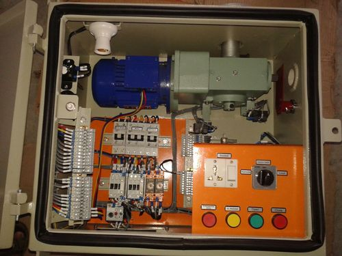 Motor Operating Box