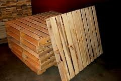 Wooden Skids in  New Area