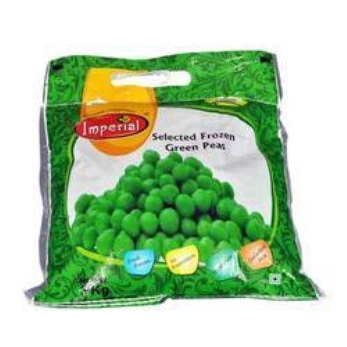 Selected Frozen Green Peas