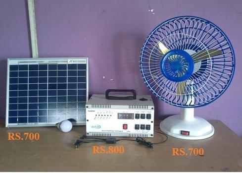 50w Mini Inverter With DC Fan