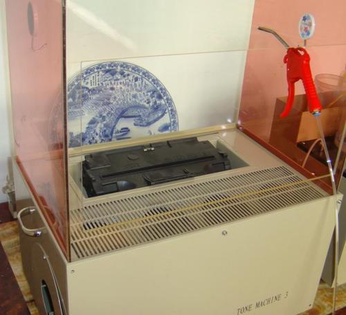 Ration Toner Cartridge Refilling Machine