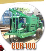 Core Drilling Rigs (CDR 100)