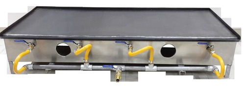 Biogas Hot Plate4x2