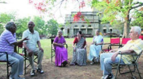 Senior Citizen Association Service