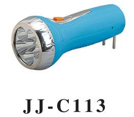 LED Rechargeable Flashlight (JJ-C113)