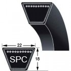 Space Saver Wedge Belts (SPC) in  Mannurpet
