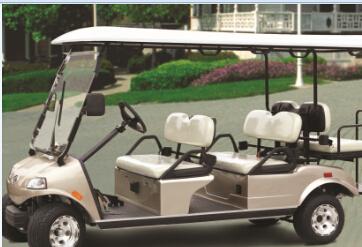 Express 4 Plus 2 Golf Cart