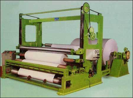 Heavy Duty Slitting And Rewinding Machine