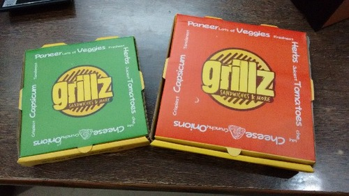 Corrugated Pizza Boxes in  3-Sector - Bawana