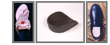Heel Pad Compactor (N11)