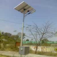 Solar Street Lights (12 Watts)