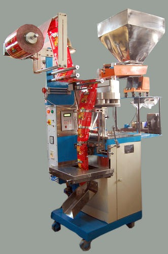 Automatic Pneumatic Kurkure Packing Machines in  10-Sector