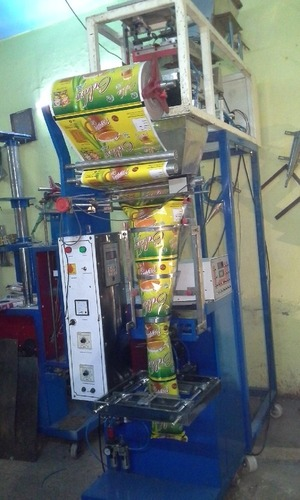 Potato Chips Packing Machines in  10-Sector