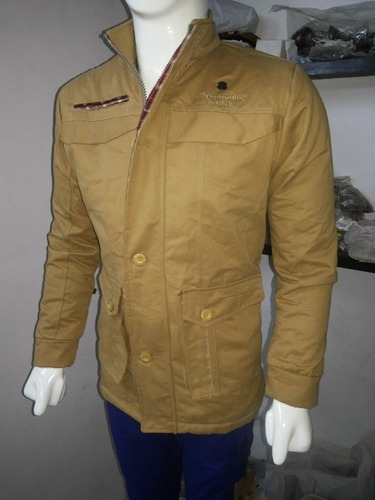 Cotton Cargo Jackets in  Tibba Road