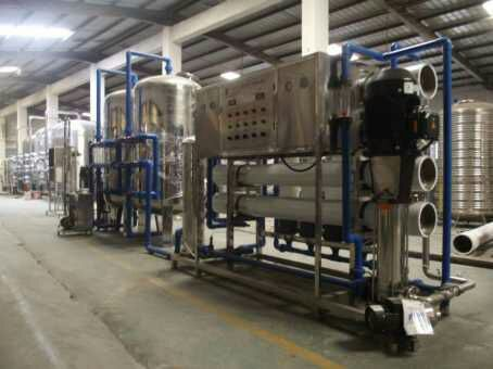 Fully Automatic Bottling RO System