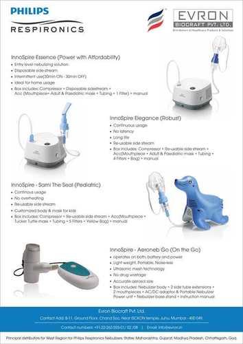 Nebulizers in  Juhu