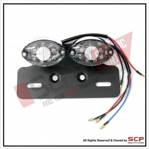 Twin LED Tail Light