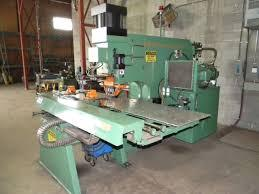 Plate Punching Machine