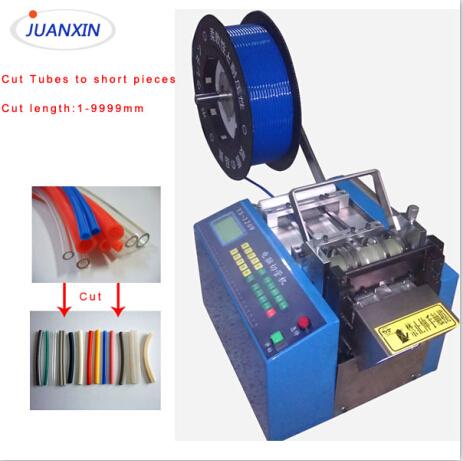 Automatic Flexible Pvc Tube Cutting Machine In Long Hua