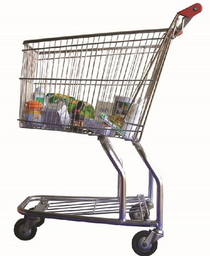 Departmental Store Shopping Trollies in  Hari Nagar