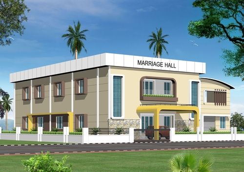 Marriage Hall Service