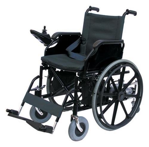 Dual drive wheelchair