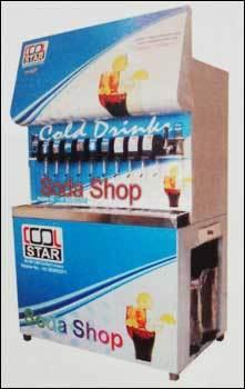 Cool Star Soda Shop Machine in   MALDEHIYA
