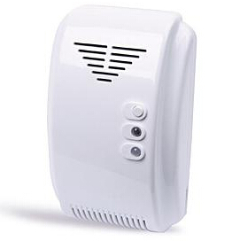 Carbon Monoxide Detector with Wired networking ALF-C033