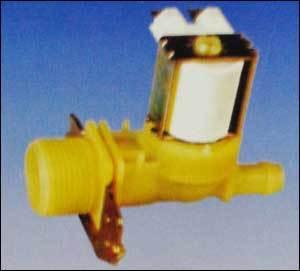 Solenoid Valve (2/2 Pilot Operated Plastic)