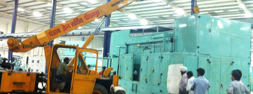 Crane On Rent in   Sec-1