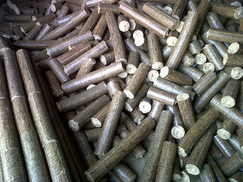 90mm Biocoal Briquette in   Kobdi