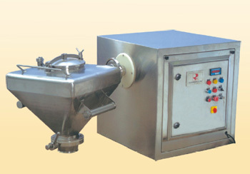 Conta Blender For Pharmaceutical Industry