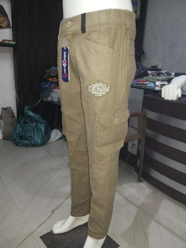 Cotton Cargo Pants in  Tibba Road