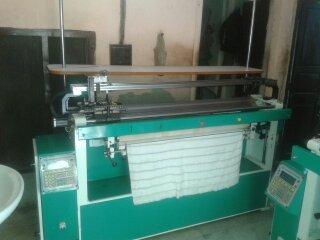 Semi Computerized Flat Knitting Machine in  New Area