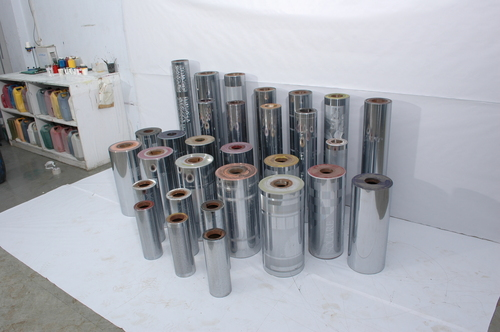 Shafted Rotogravure Cylinders