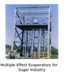 Multiple Effect Evaporators Sugar Industry in  Gotri (Vdr)
