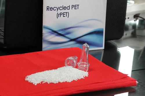 Recycled PET Resin