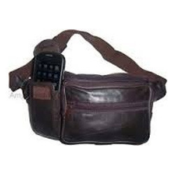 Smart Leather Waist Pouches