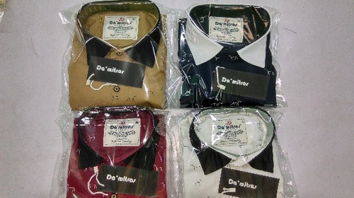 Men Designer Shirts in  Burari Indl. Area